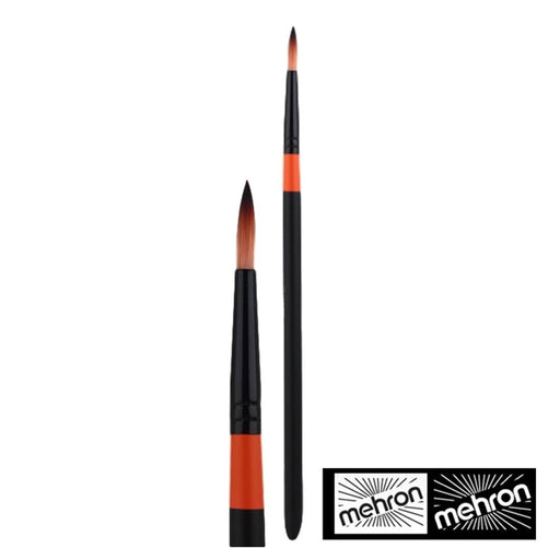 Mehron Face Painting Brush -  Mark Reid Signature - Round  #6 - Jest Paint Store
