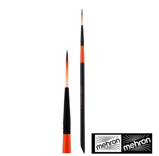 Mehron Face Painting Brush - Mark Reid Signature - Round #2 Liner - Jest Paint Store