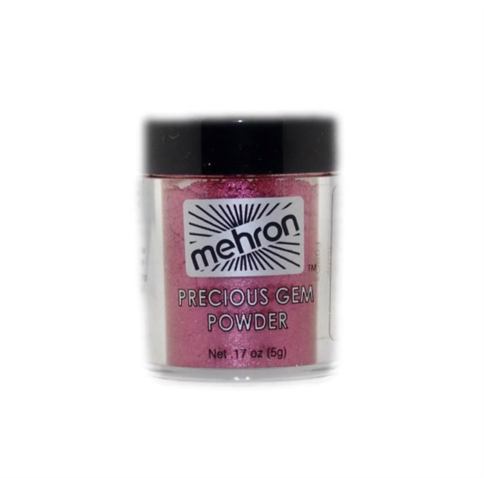 Mehron Precious Gem Mica Powder - Ruby - Jest Paint Store
