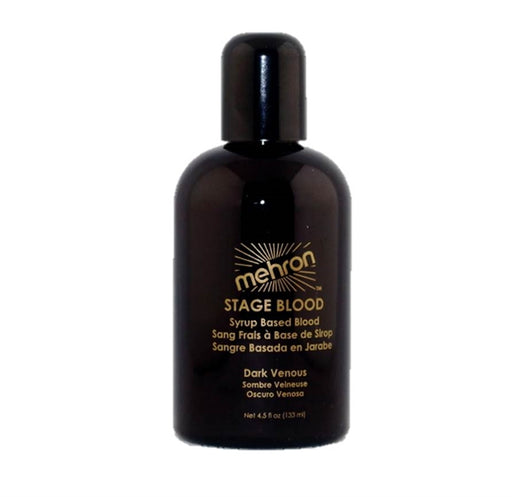 Mehron | Stage Blood 4.5oz (Dark blood) - Jest Paint Store