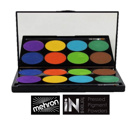 Mehron INtense Pressed Powder Pigments - Wind - Jest Paint Store