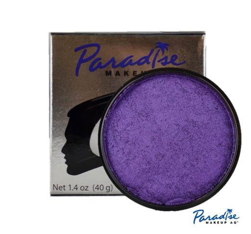 Paradise Face Paint By Mehron - Brilliant Violine 40gr - Jest Paint Store