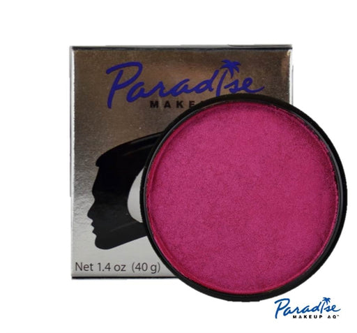 Paradise Face Paint By Mehron - Brilliant Fuschia 40gr - Jest Paint Store