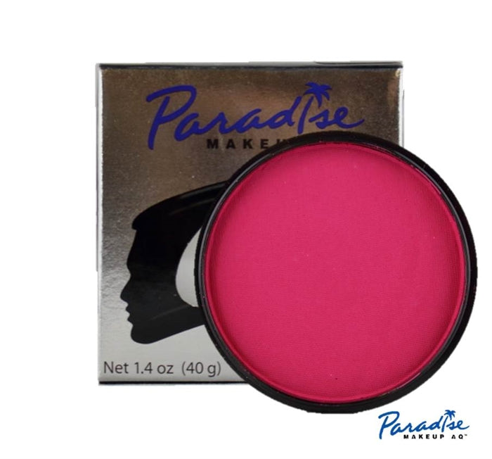 Paradise Face Paint By Mehron - Dark Pink 40gr - Jest Paint Store