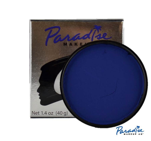 Paradise Face Paint  By Mehron - Dark Blue 40gr - Jest Paint Store
