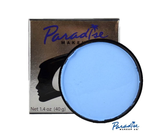 Paradise Face Paint By Mehron - Light Blue 40gr - Jest Paint Store