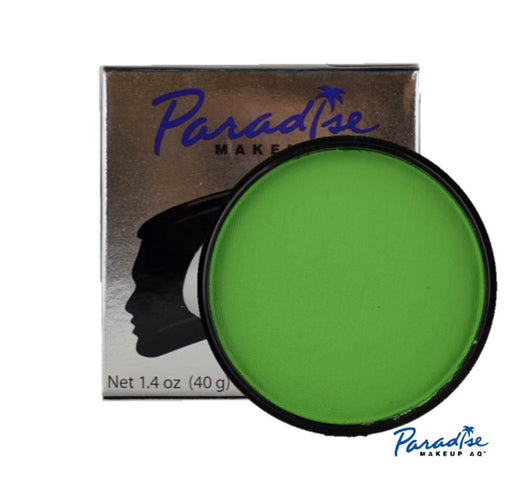 Paradise Face Paint By Mehron -  Light Green 40gr - Jest Paint Store