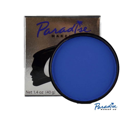 Paradise Tropical Face Paint By Mehron - Lagoon Blue 40gr - Jest Paint Store