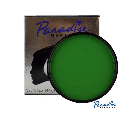 Paradise Tropical Face Paint By Mehron - Amazon Green 40gr - Jest Paint Store