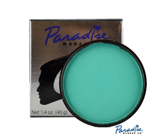 Paradise Tropical Face Paint By Mehron - Teal 40gr - Jest Paint Store