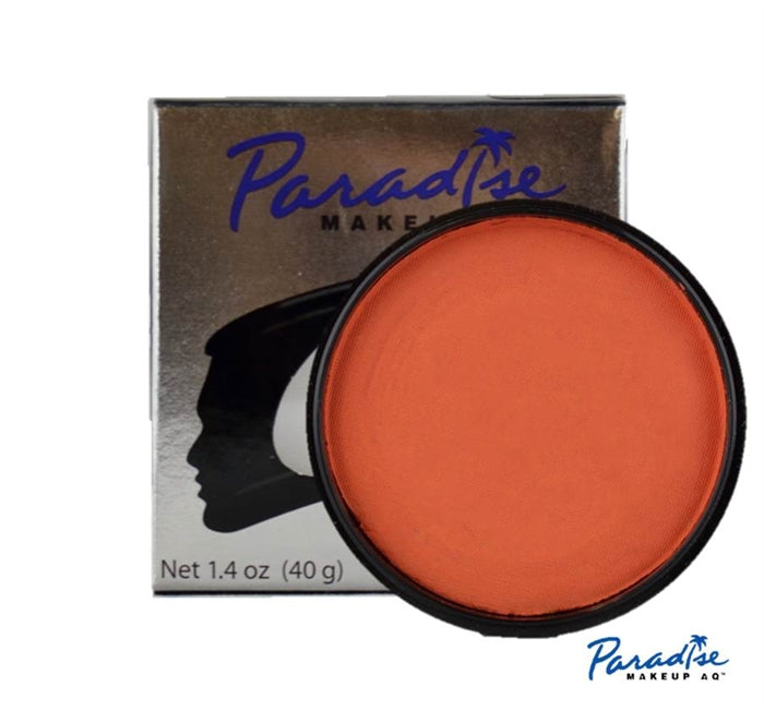 Paradise Tropical Face Paint By Mehron -  Coral 40gr - Jest Paint Store