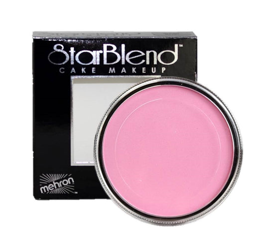 StarBlend Powder Face Paint By Mehron  - Pink 56gr - Jest Paint Store