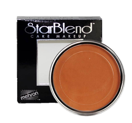 StarBlend Powder  Face Paint By Mehron   - Light Cocoa 56gr - Jest Paint Store