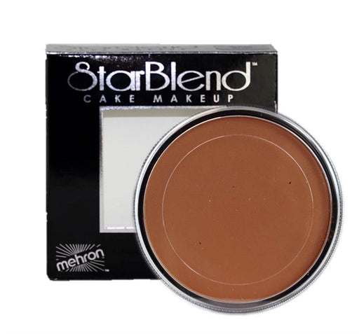 StarBlend Powder  Face Paint By Mehron - Deep Bronze 56gr - Jest Paint Store