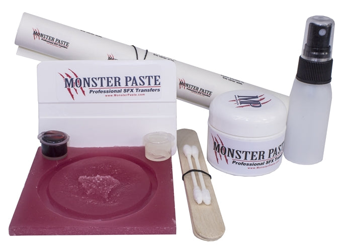 Monster Paste Complete Starter Kit - Wound - Jest Paint Store