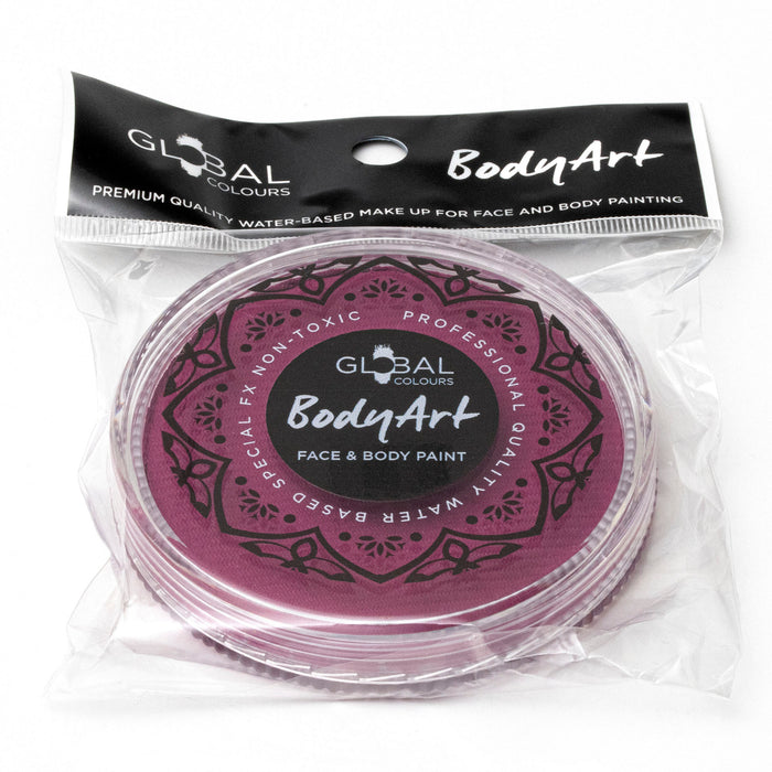 Global Body Art Face Paint | NEW Standard Magenta 32gr bagged