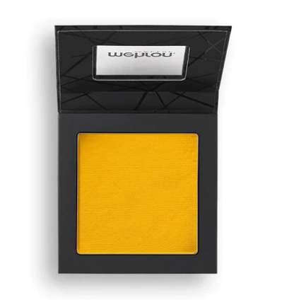EDGE Face Paint and Body Make Up by Mehron | Yellow 28gr - DISCONTINUING - Jest Paint Store