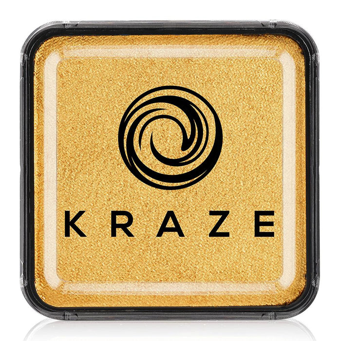 Kraze FX Face and Body Paints | Metallic Gold 25gr