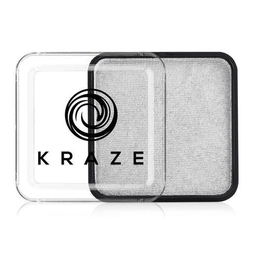 Kraze FX Face and Body Paints | Metallic Silver 25gr