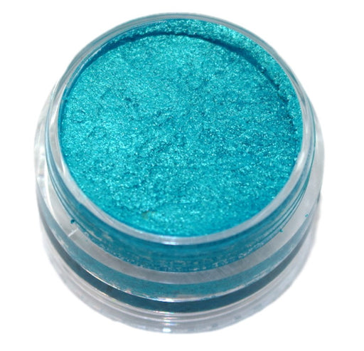 MiKim FX Face Paint | Special (Pearl) - Turquoise S15 (17gr) - Jest Paint Store