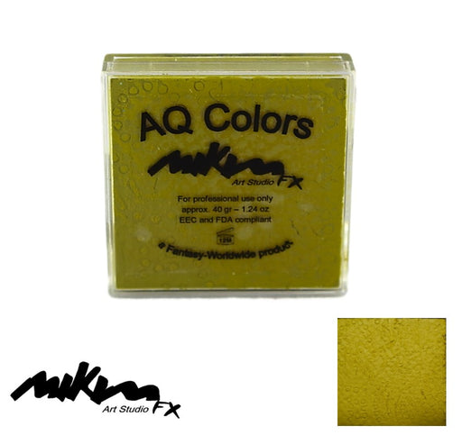 MiKim FX Face Paint | Regular Matte - Pastel Lime P8 (40gr) - Jest Paint Store