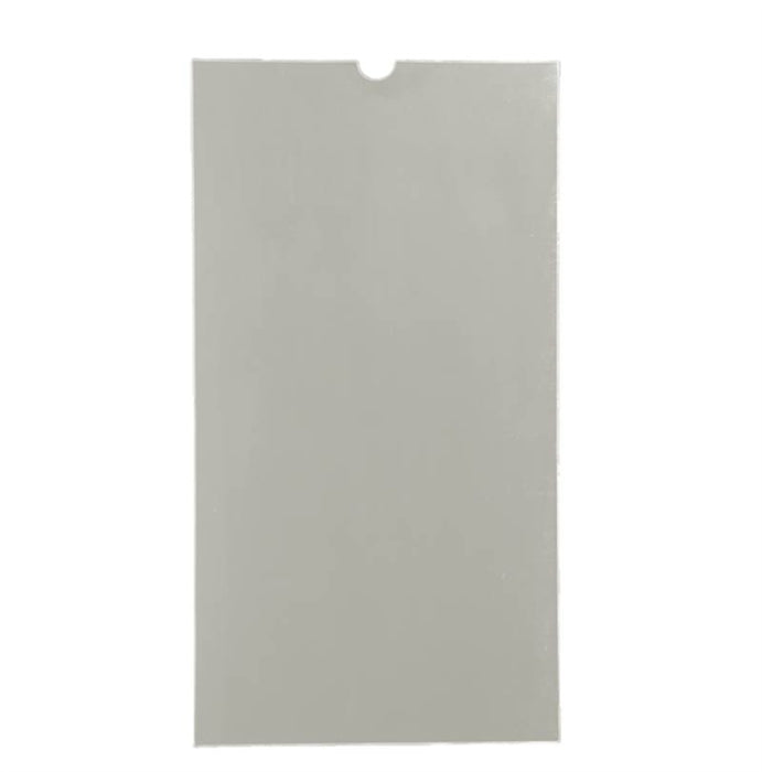 Clear Insert Divider/Cover - DISCONTINUED - Jest Paint Store