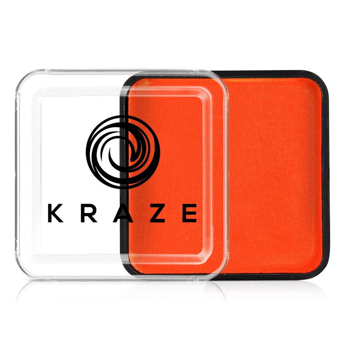 Kraze FX Paints | Neon Orange 25gr - Jest Paint Store