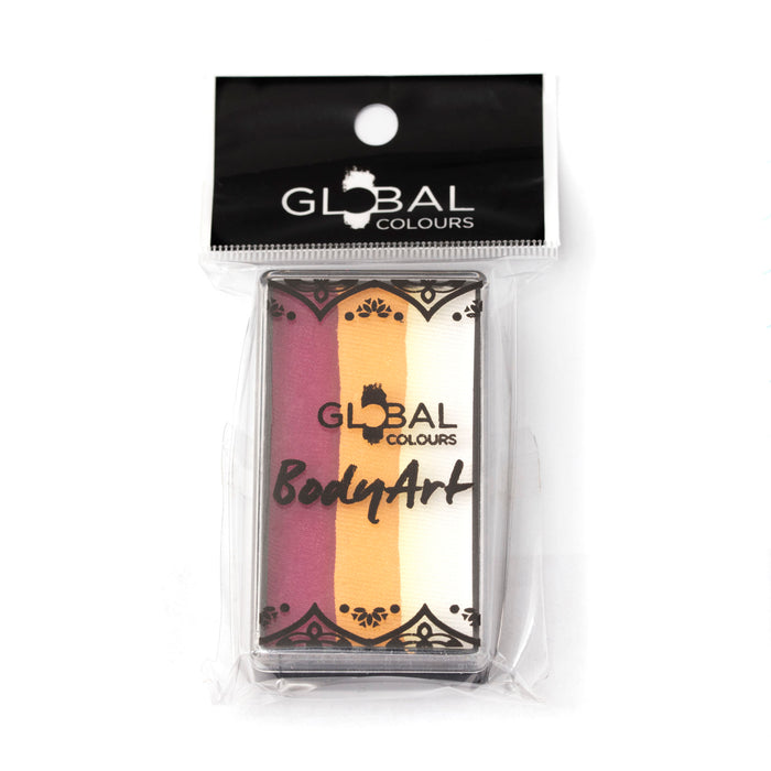 Global Body Art Face Paint | One Stroke - Soft Blossom 25gr (Magnetized) - Jest Paint Store