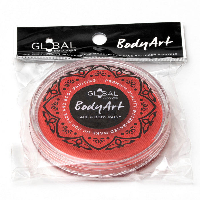 Global Colours Body Art | Face and Body Paint - NEW Standard Orange bag
