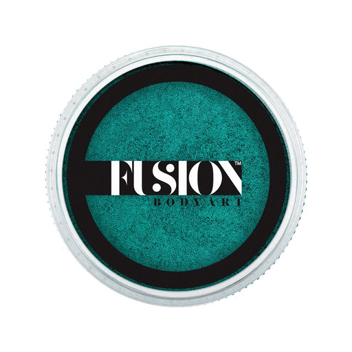 Fusion Body Art Face Paint - Pearl Mermaid Green 25g - Jest Paint Store