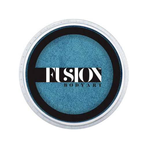 Fusion Body Art Face Paint - Pearl Peacock Magic 25g - Jest Paint Store