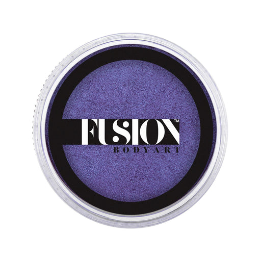 Fusion Body Art Face Paint - Pearl Purple Magic 25g - Jest Paint Store