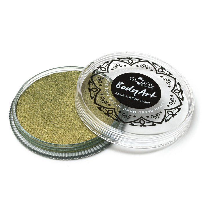 Global Body Art Face Paint | NEW  Pearl Sage 32gr