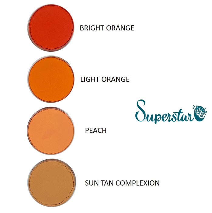 superstar oranges