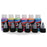 ProAiir Alcohol Based Hybrid Airbrush Body Paint Set | 6 Unicorn - 1oz Bottles - Jest Paint Store