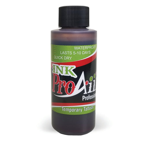 ProAiir INK Alcohol-Based Airbrush Body Paint 4oz - Henna