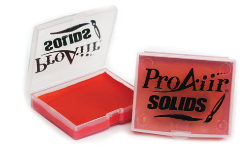 ProAiir Solids | Hybrid Water Resistant Face Paint  - Lipstick Red  - 14gr - Jest Paint Store