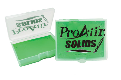 ProAiir Solids | Hybrid Water Resistant UV Paint - Neon Green - 14gr - DISCONTINUE