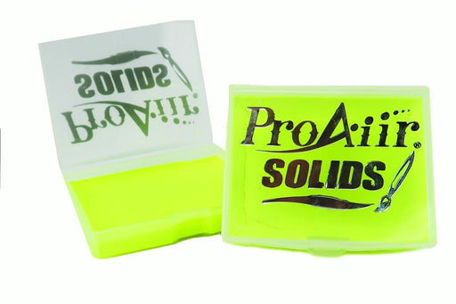 ProAiir Solids | Hybrid Water Resistant UV Paint - Neon Yellow - 14gr - DISCONTINUE - Jest Paint Store