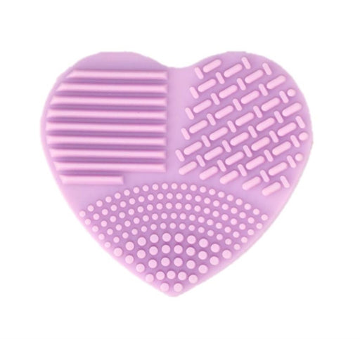 Heart Brush Cleansing Pad - Jest Paint Store