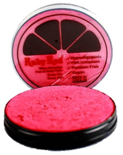 Ruby Red Face Paint - Regular Fuchsia - Jest Paint Store