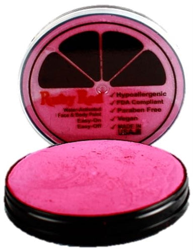 Ruby Red Face Paint - Regular Rose - DISCONTINUE - Jest Paint Store
