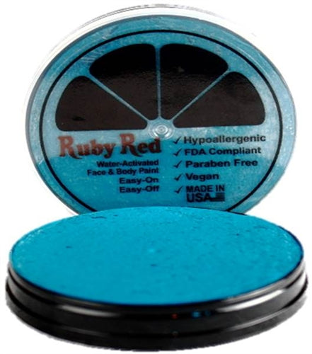Ruby Red Face Paint - Regular Carribean - Discontinued - Jest Paint Store