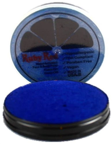 Ruby Red Face Paint - Regular Ultramarine - DISCONTINUE - Jest Paint Store