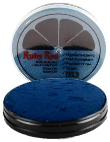 Ruby Red Face Paint - Regular Midnight - Jest Paint Store