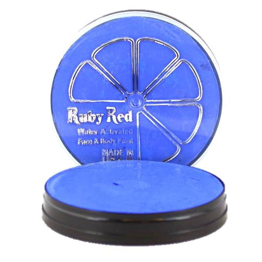 Ruby Red Face Paint - Regular Blue - Jest Paint Store
