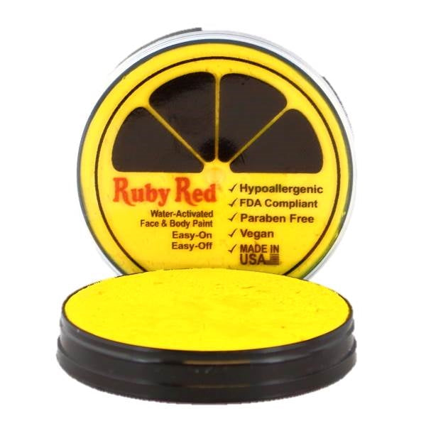 Ruby Red Paint - UV Yellow - Jest Paint Store