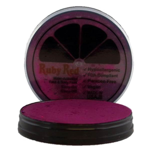 Ruby Red Paint - UV Purple - Jest Paint Store