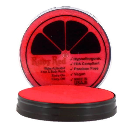 Ruby Red Paint - UV Red - Jest Paint Store