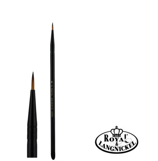 Face Painting Brush - Royal Majestic- Round #2 - Jest Paint Store